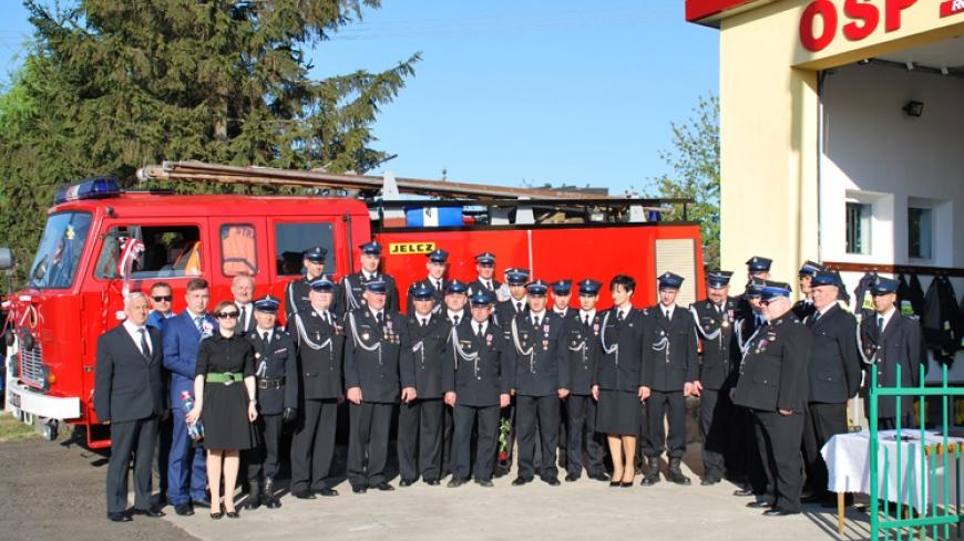 90-lecie Ochotniczej Straży Pożarnej w Targowej Górce