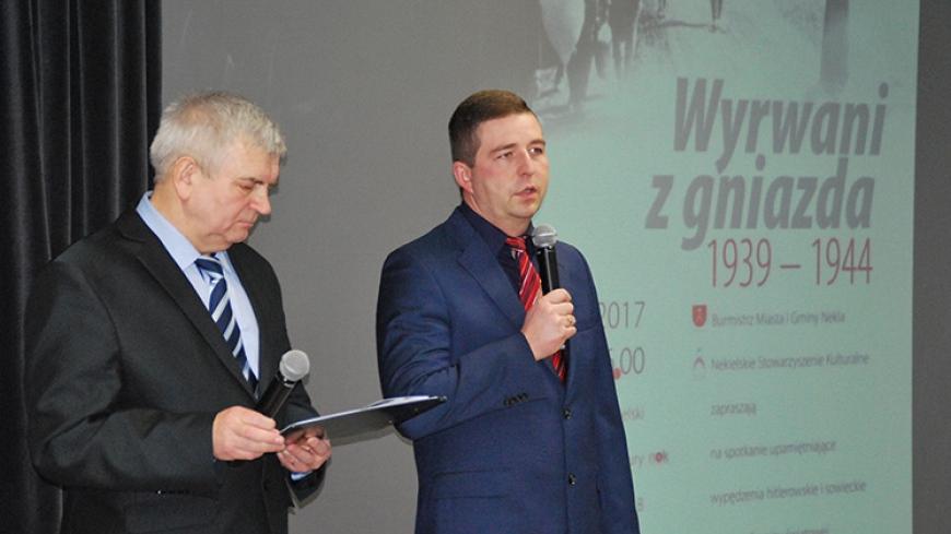 """Historii łyk  - """"Wyrwani z gniazda"""" w NOK"""