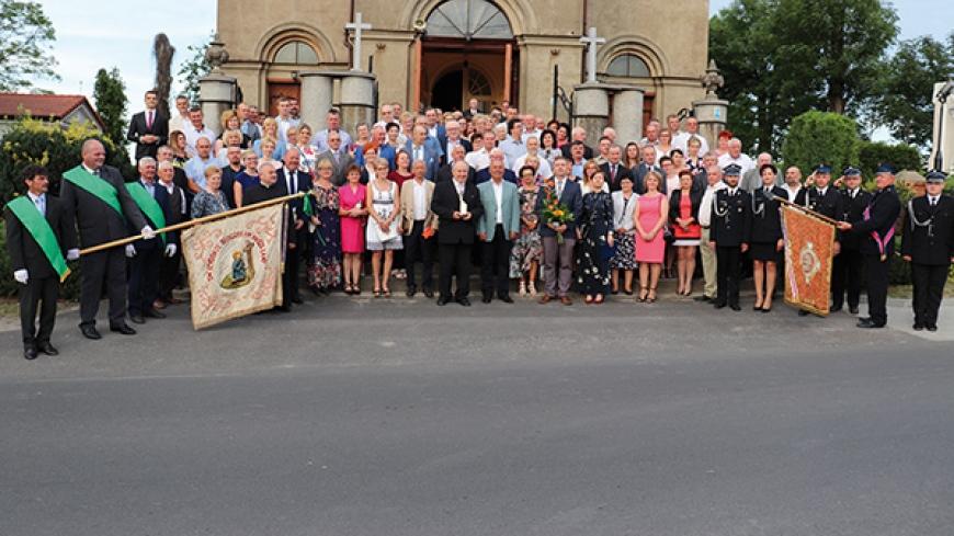 140-lecie Kółka Rolniczego w Targowej Górce